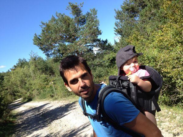 Trekking de Olivan a Ainielle