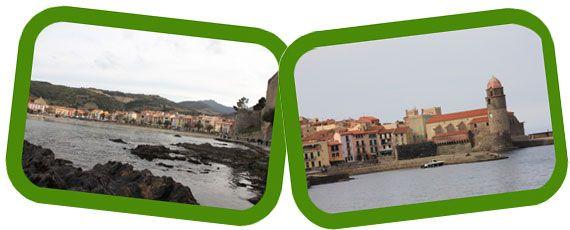 Excursión de día a Carcassone y Collioure