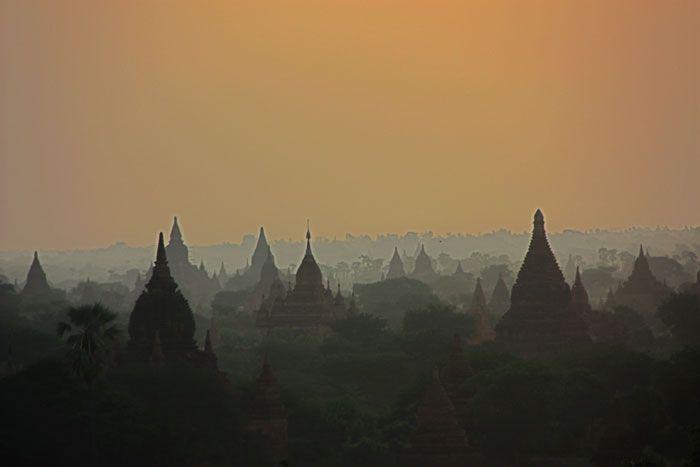 Los mejores lugares de Birmania