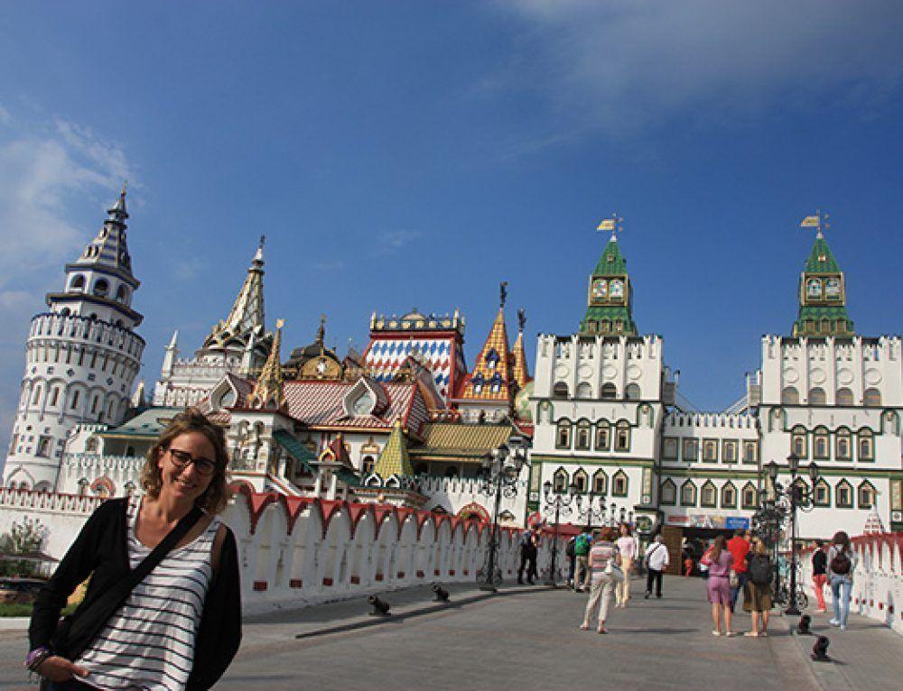 Mercadillo Kremlin de Ismailovo