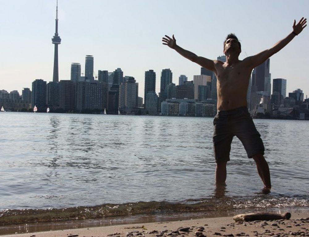 Excursión a las Toronto Islands