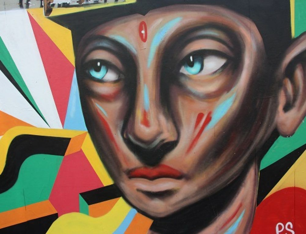Grafitis en Toronto