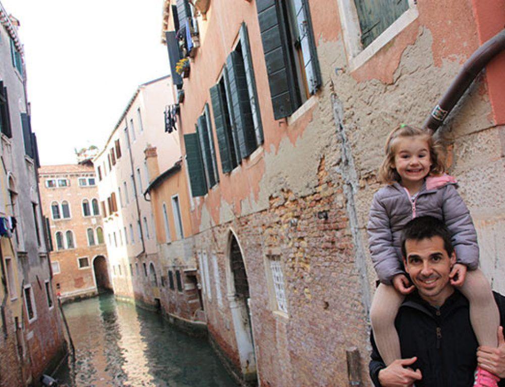 Ruta por el barrio de Cannaregio en Venecia