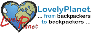 Lovely Planet Logo