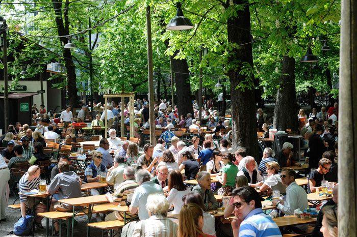 Las mejores cervecerías de Munich