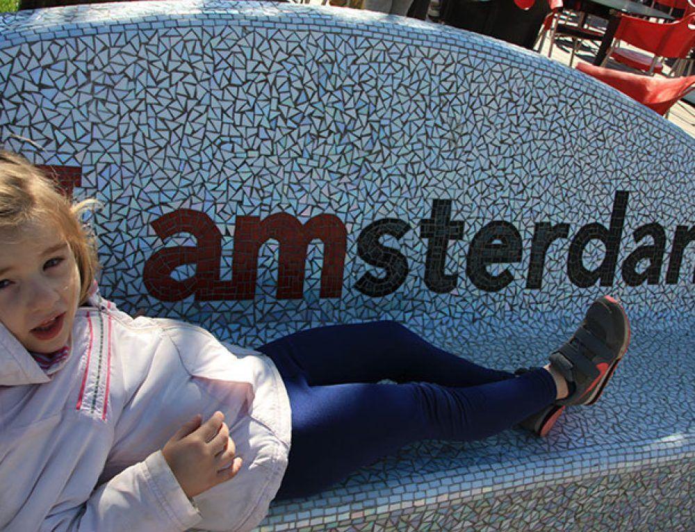 Ruta de un día en Amsterdam