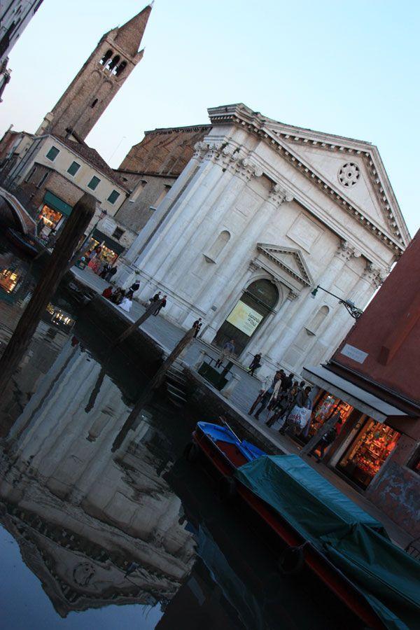 Iglesia de San Barbana de Venecia