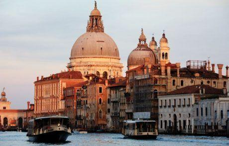 Panorámica de Venecia