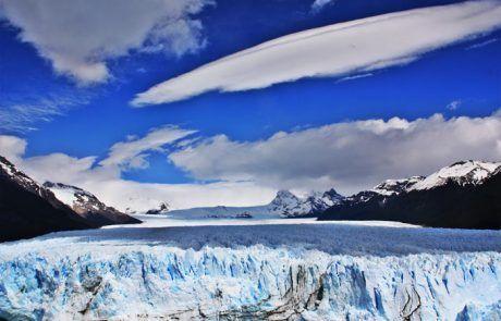 Ruta a Argentina de norte a sur