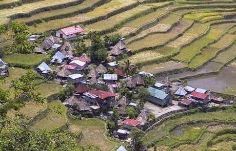 Aldea de Batad en Filipinas