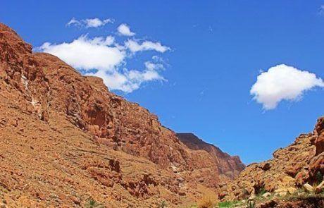 Atravesando los Atlas, Marruecos