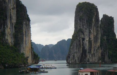Espectacular bahía de Halong