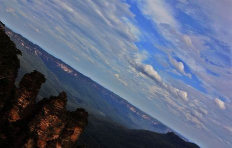Blue mountains, Sidney