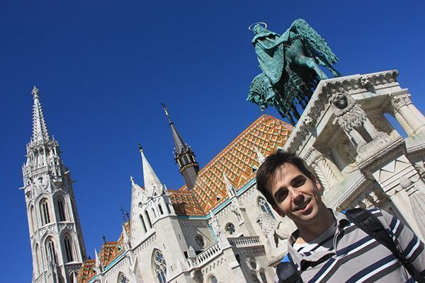 Fin de semana en Budapest