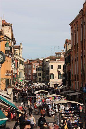 Fin de semana en Venecia