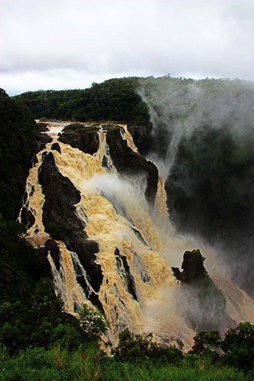 Cataratas Barron, Kuranda