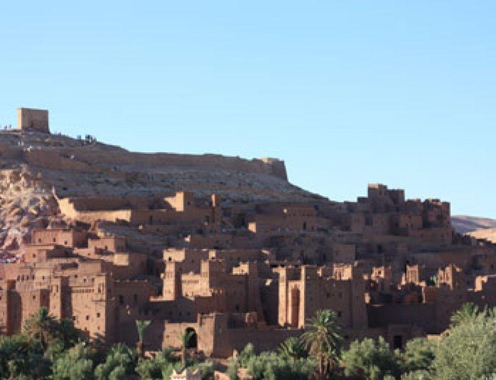 Marruecos en coche