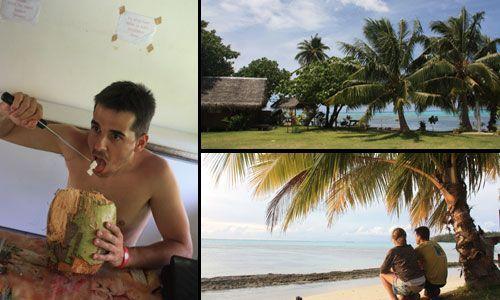 Disfrutando de Moorea, Polinesia Francesa