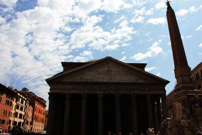 Panorámica del Panteón