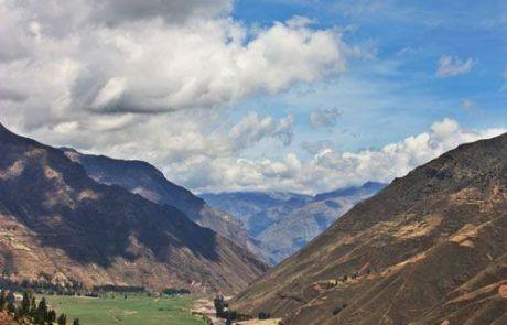 El valle sagrado en Cuzco