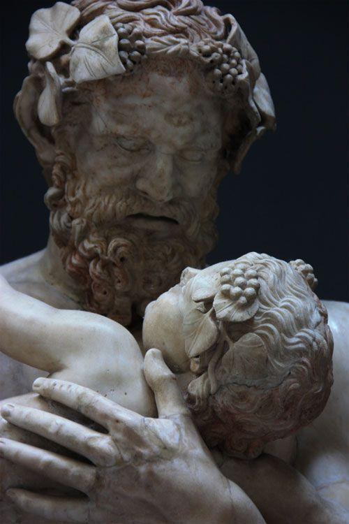 Estatuas en la ciudad del vaticano