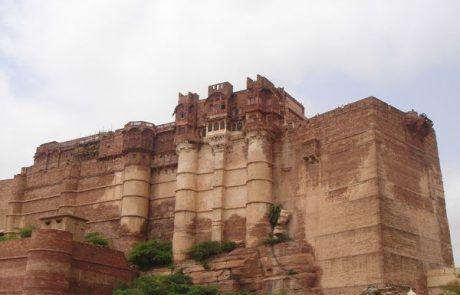 Fuerte Mehrangarh en Jodhpur