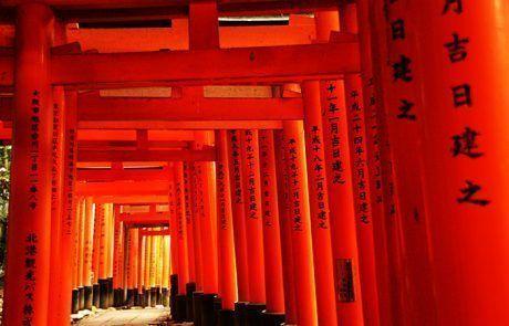 Ruta por los mejores lugares de Japón
