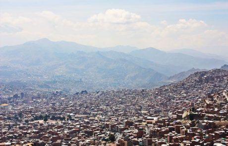 Espectacular panorámica de La Paz