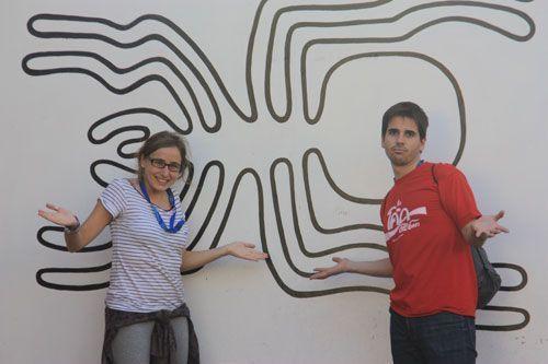 Las misteriosas líneas de Nazca en Perú