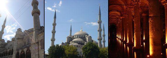 Los mejores monumentos de Estambul, Turquía