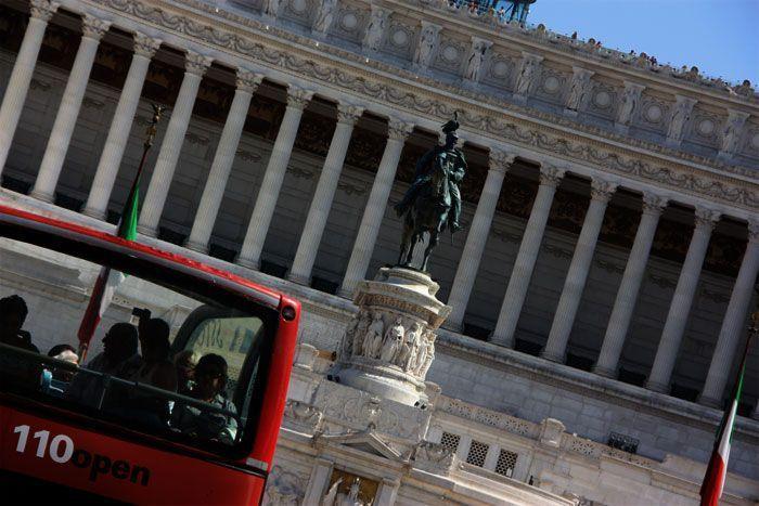 Monumento de Victor Manuel II