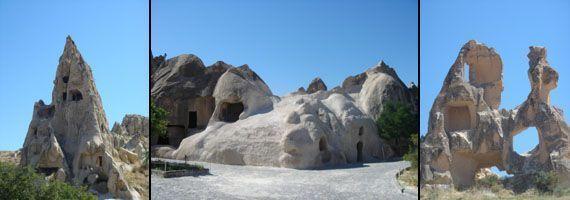 Museo al aire libre de Goereme - La Capadocia, Turquía