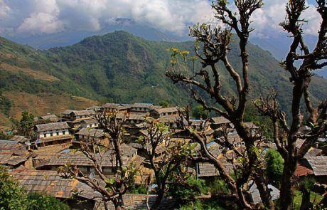 Viaje a Kathmandú Pokhara y trekking Poon Hill