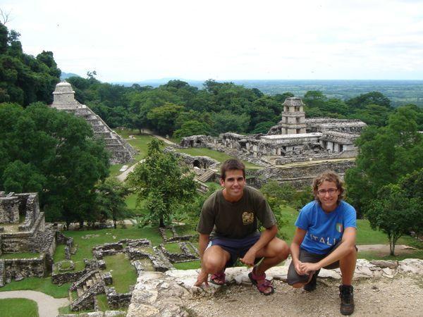 La inolvidable ruta maya