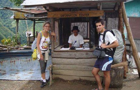 Oficina de turismo en Batad