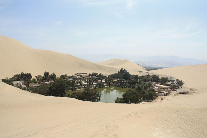 Ruta mejores lugares de Perú