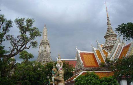 Panorámica del Palacio Real de Bangkok