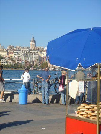Paseo Marítimo de Estambul, Turquía