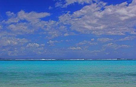 La playa Ta'ahiamanu en Moorea