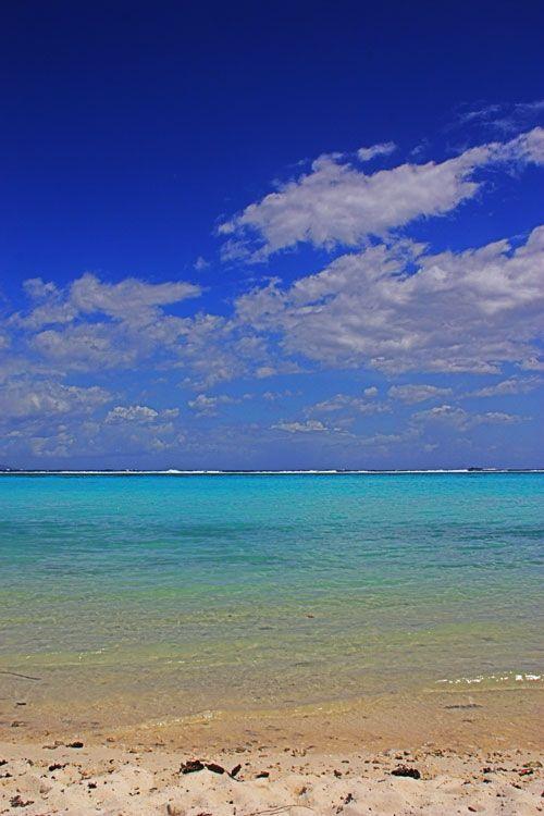 Playa Ta'ahiamanu, Moorea