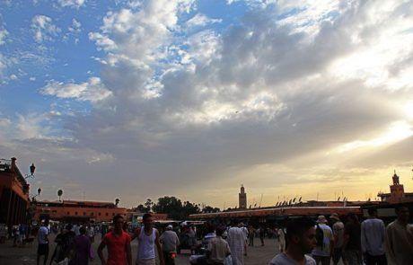 Plaza de Essaouira, Marruecos