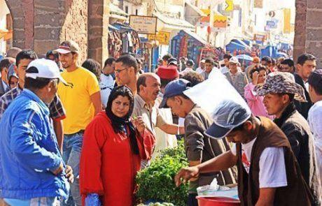 Puerta de entrada a la medina de Essaouira