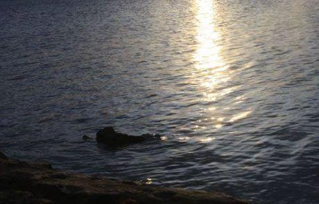 Espectacular puesta de sol en Moorea