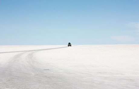 Recorrer el Salar de Uyuni en jeep
