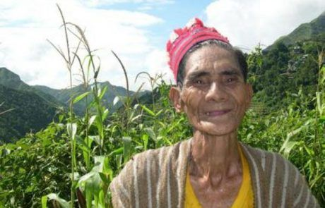 Retrato de un campesino en Batad