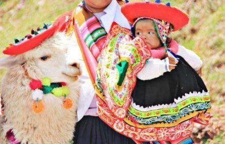 Retrato de una familia peruana