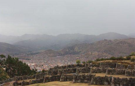 Ruinas del valle Sagrado