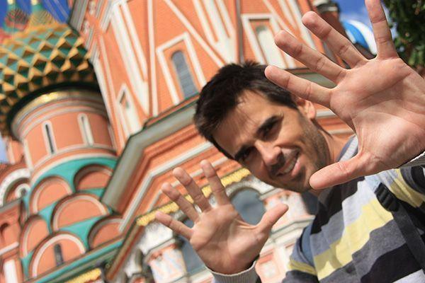 Viajar a Rusia