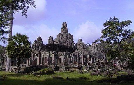 Templos de Angkor Wat