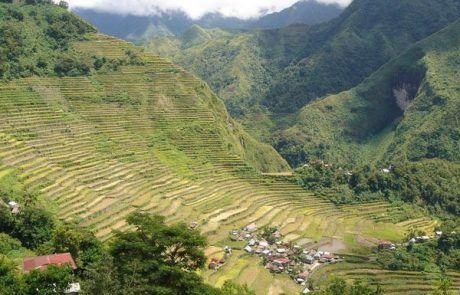 Increíbles terrazas de arroz de Batad